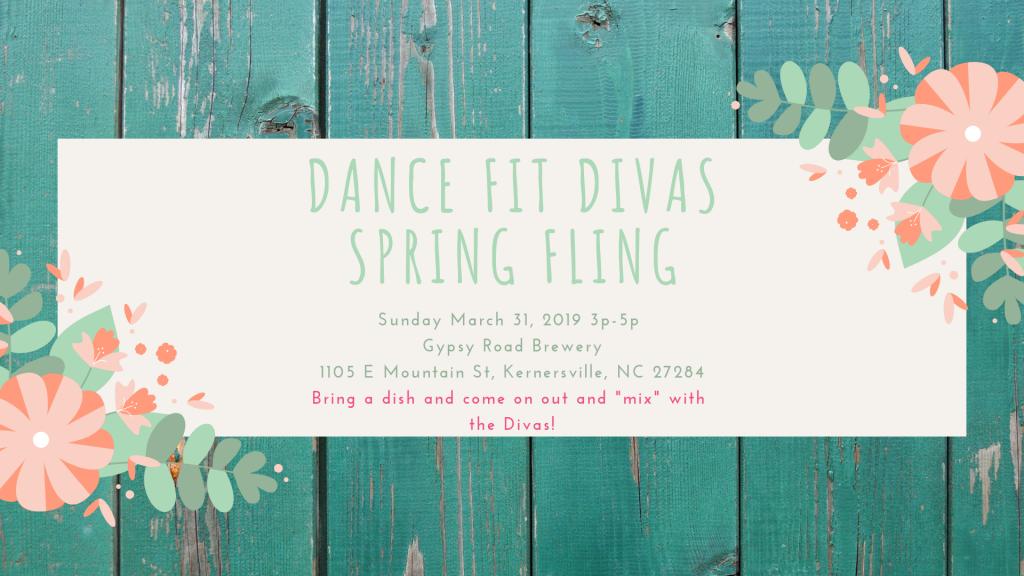 Dance FiT Divas Spring Fling