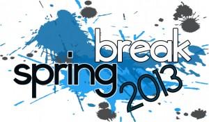 SpringBreak2013