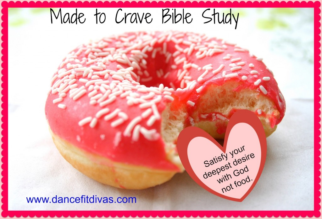 Made to Crave Bible Study