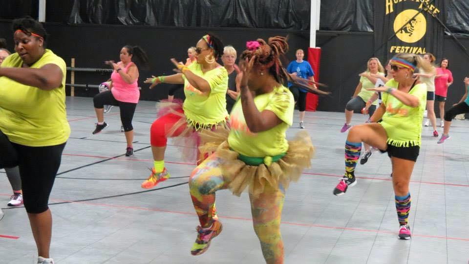 Divas Dancing