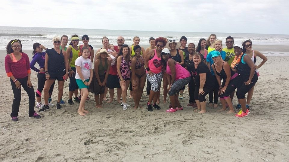 Dance Fit Divas Beach